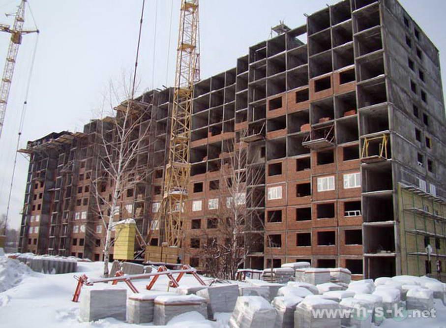 Березовая, 13 (Березовая, 1 стр) фото мониторинг строительства