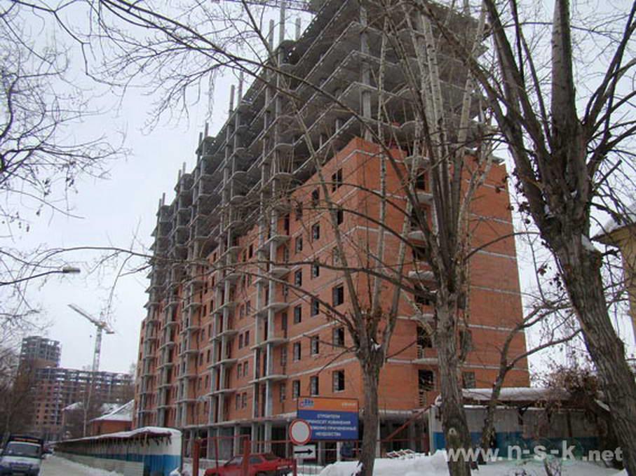 Вавилова, 3 фото мониторинг строительства