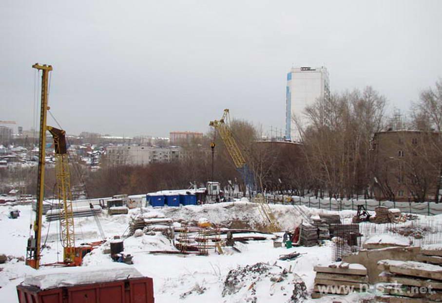 Бориса Богаткова, 253/4 (253/1 стр) фото мониторинг строительства