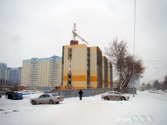 Горский микрорайон, 18 фото мониторинг строительства