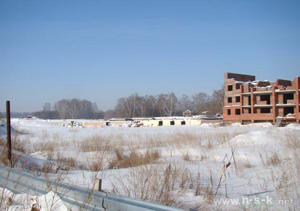 Краснообск, Западная, 227 фото мониторинг строительства