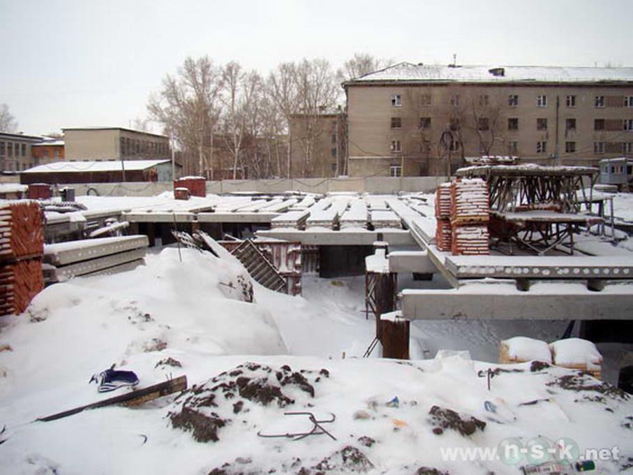 Тихвинская, 14 (Титова, 16) фото мониторинг строительства