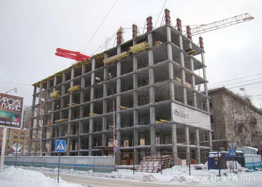 Советская, 8 фото мониторинг строительства