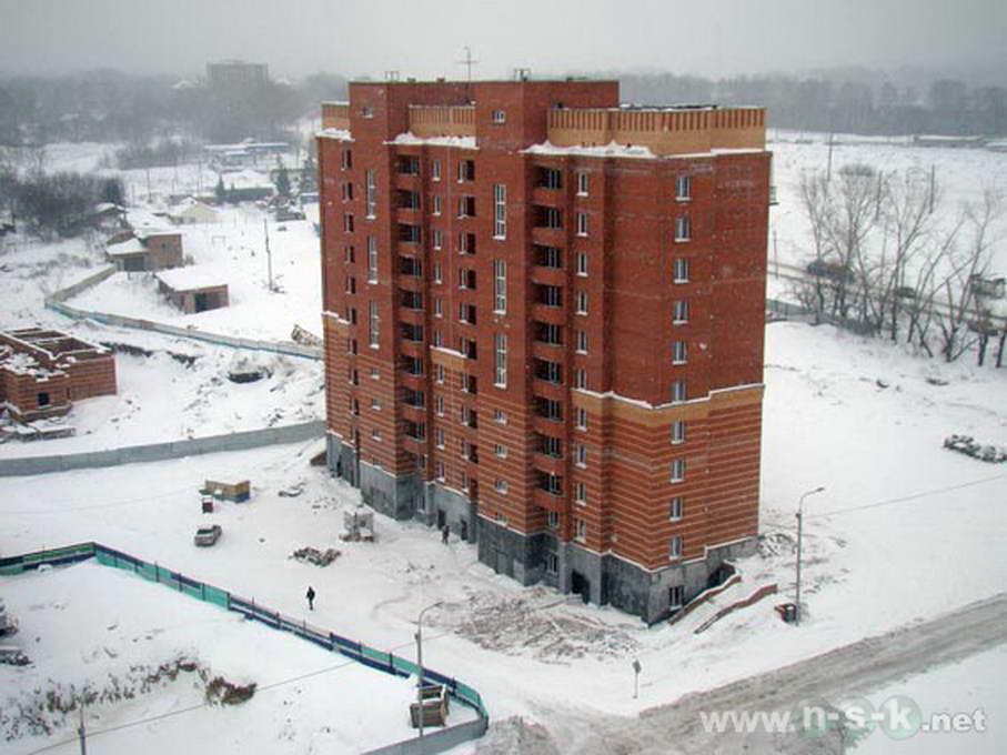 Первомайская, 236 фото мониторинг строительства