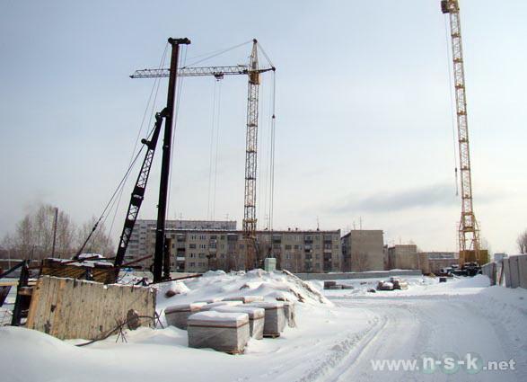Березовая, 11 (Березовая, 7 стр) фото мониторинг строительства