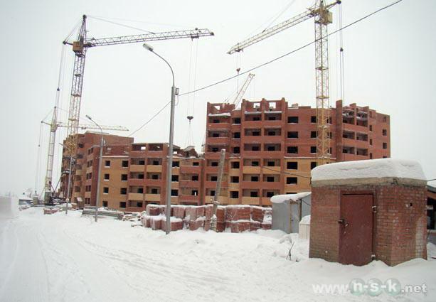 Стартовая, 4 фото мониторинг строительства