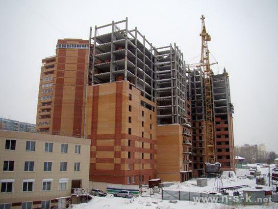 Горский микрорайон, 10 (Горская, 10) фото мониторинг строительства