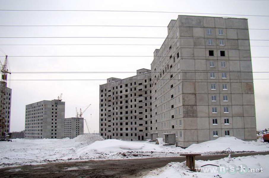 Татьяны Снежиной, 41/1 (Высоцкого, 37) фото мониторинг строительства