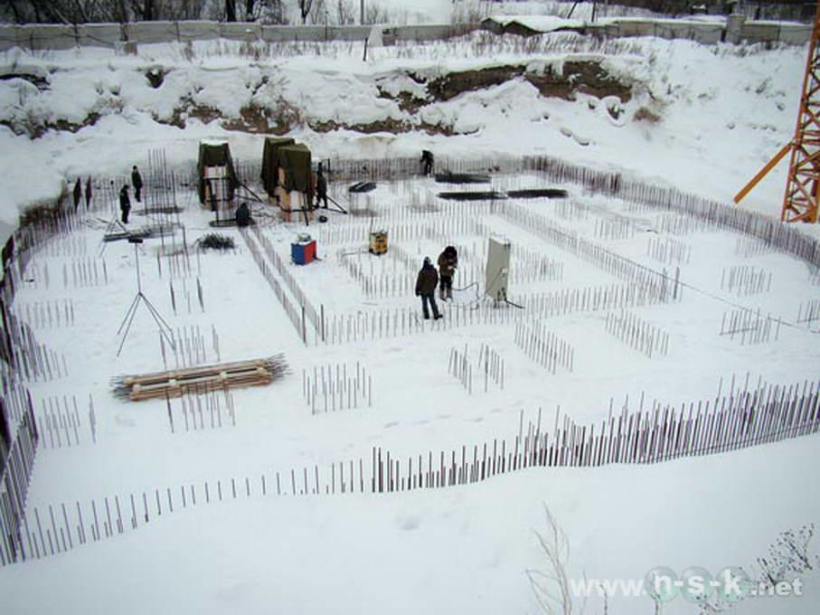 Кирпичная горка 5-я, 11, 12, 13, 16 фото мониторинг строительства