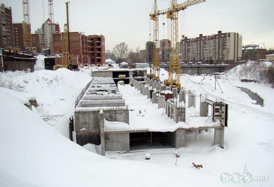 Кавалерийская, 9 фото мониторинг строительства