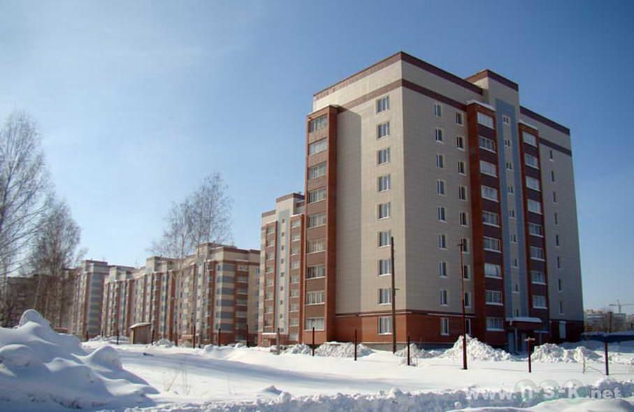 Краснообск, 100-104 фото мониторинг строительства