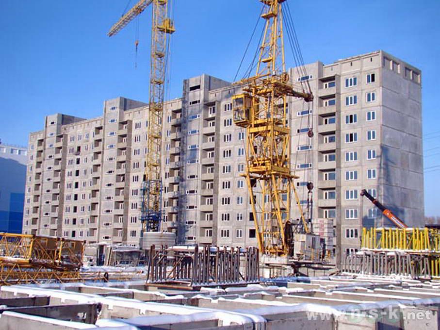 Спортивная, 4 (Забалуева, 7 стр) фото мониторинг строительства