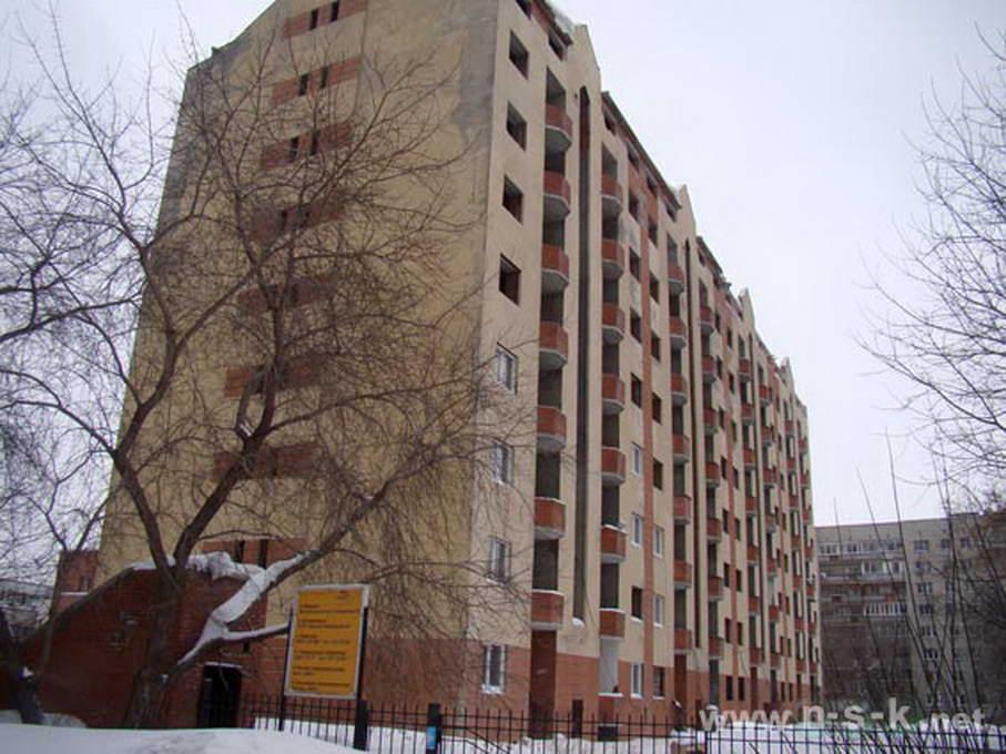 Сибирская, 35/1 (19 стр) фото мониторинг строительства