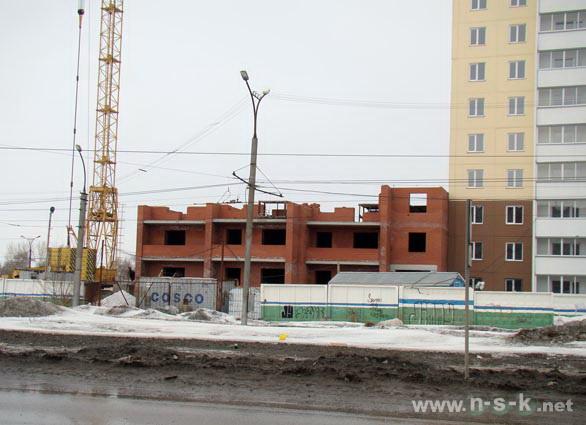 Волховская, 33а стр (кирпичная секция) фото мониторинг строительства