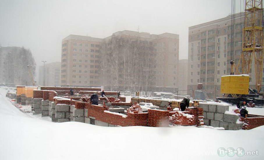 Молодежная, 8 (Никольский проспект, 9 стр) фото мониторинг строительства