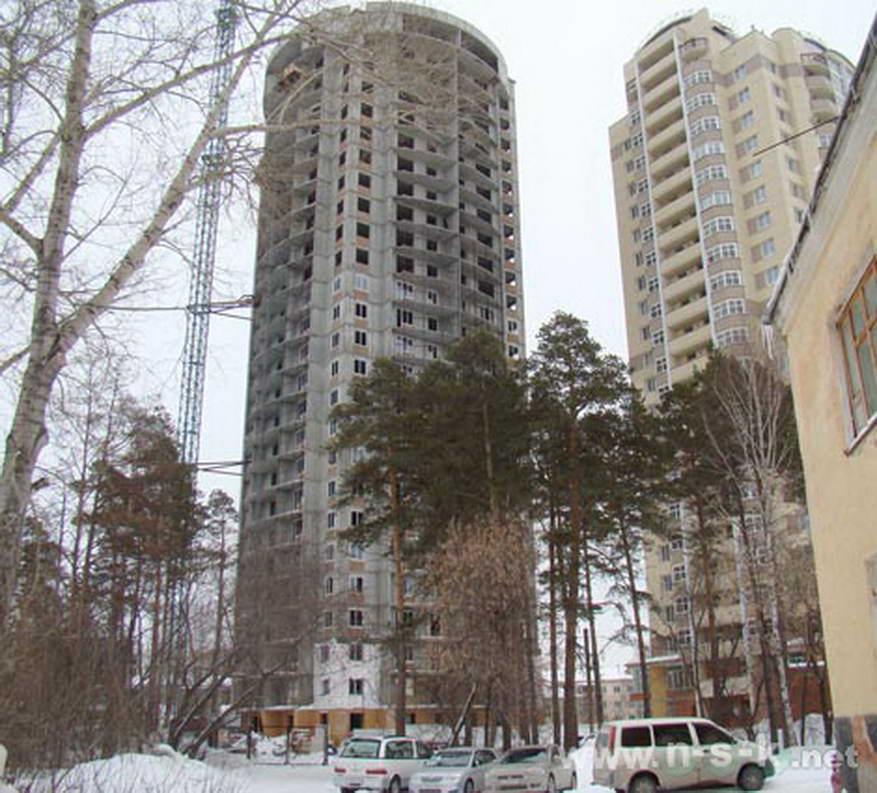 Залесского, 2/2 (2 стр), дом Байрон фото мониторинг строительства