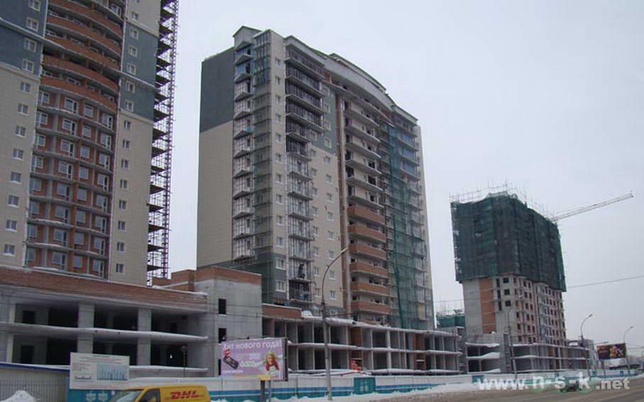 Фрунзе, 226, 228, 230 фото мониторинг строительства