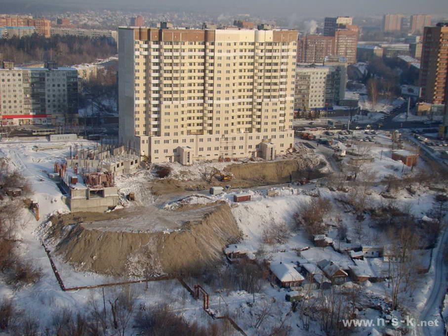 Дуси Ковальчук, 250 фотоотчет строительной площадки