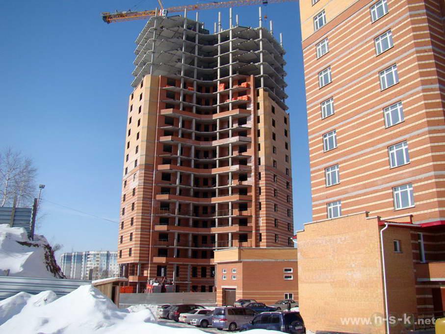 Высоцкого, 45 фотоотчет строительной площадки