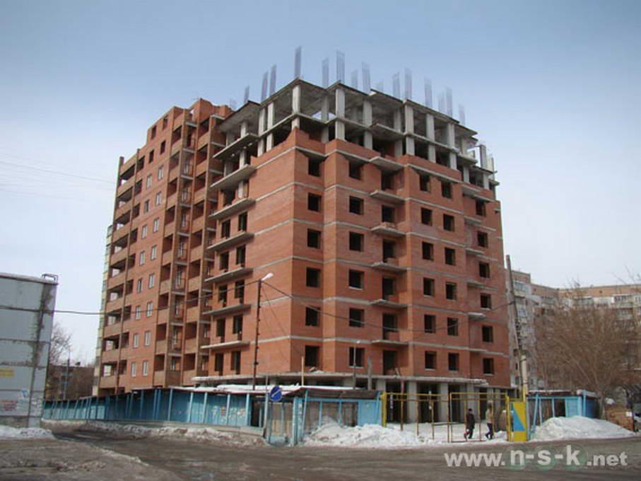 Красина, 60 фотоотчет строительной площадки