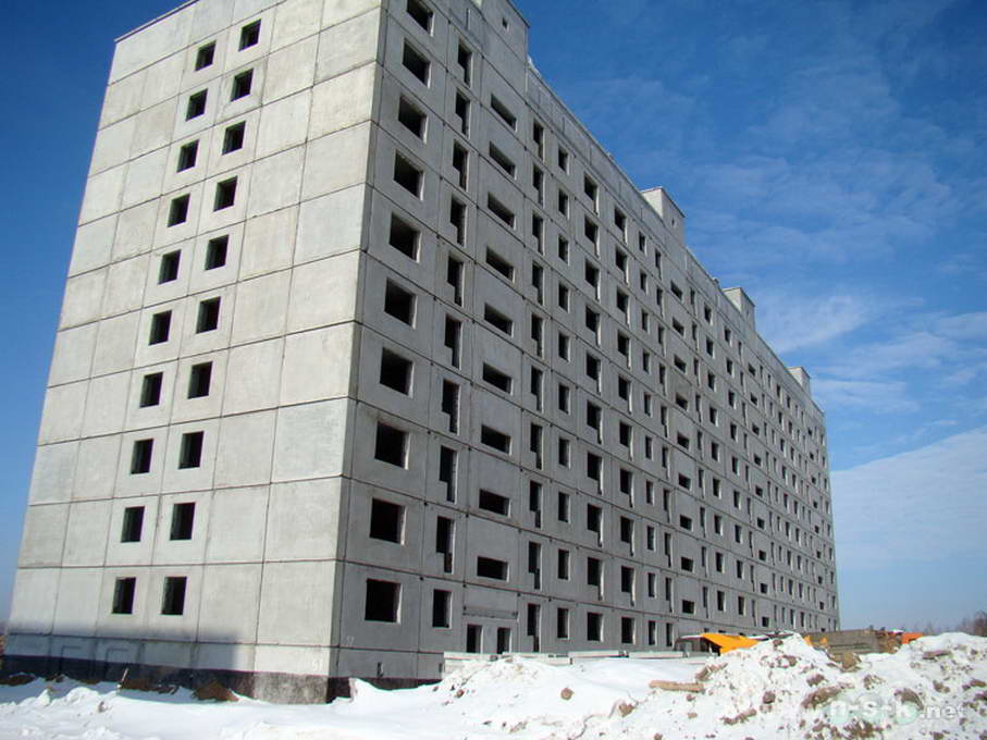 Татьяны Снежиной, 29 (Высоцкого, 57) фотоотчет строительной площадки