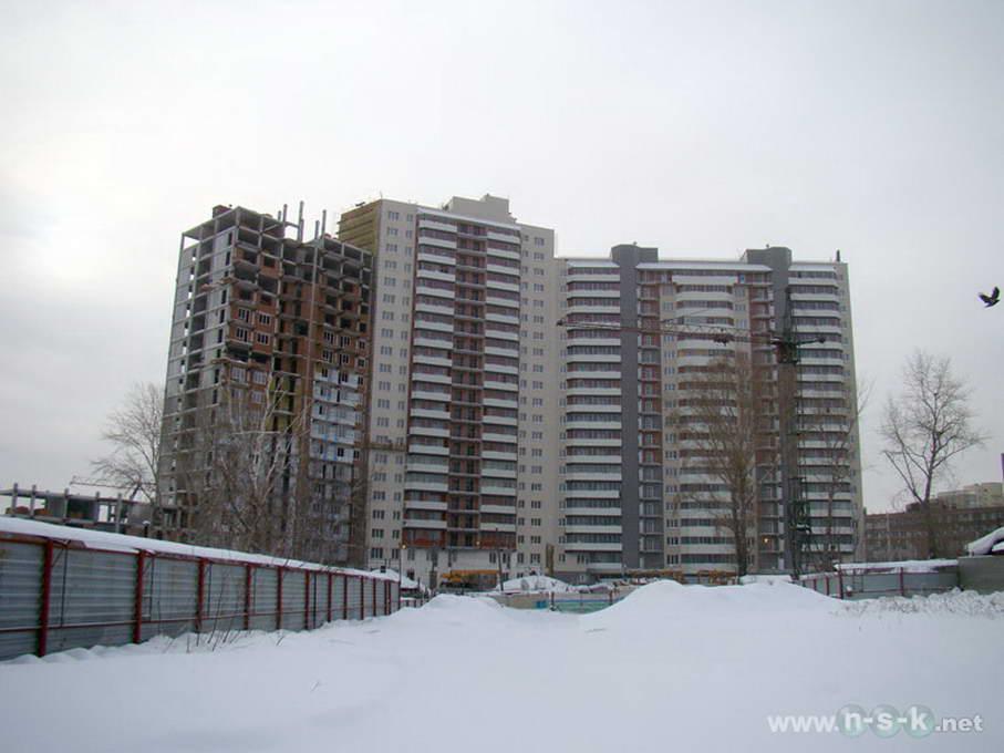 Орджоникидзе, 47 фотоотчет строительной площадки