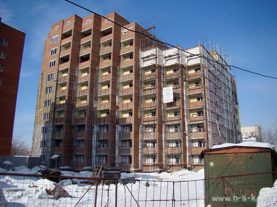 Титова, 200 фотоотчет строительной площадки
