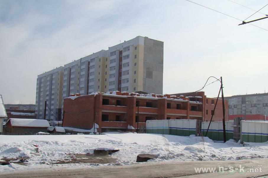 Волховская, 33а стр (кирпичная секция) фотоотчет строительной площадки