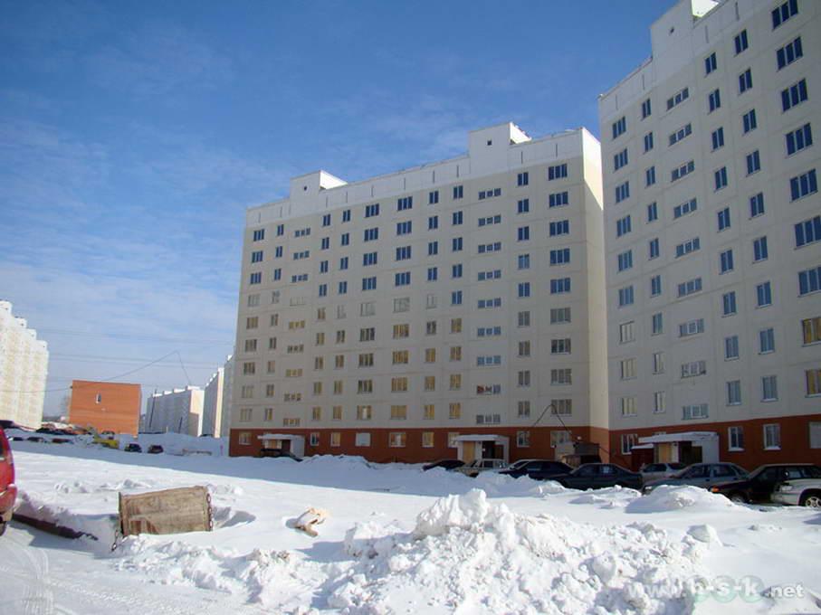 Татьяны Снежиной, 43 (Высоцкого, 33) фотоотчет строительной площадки