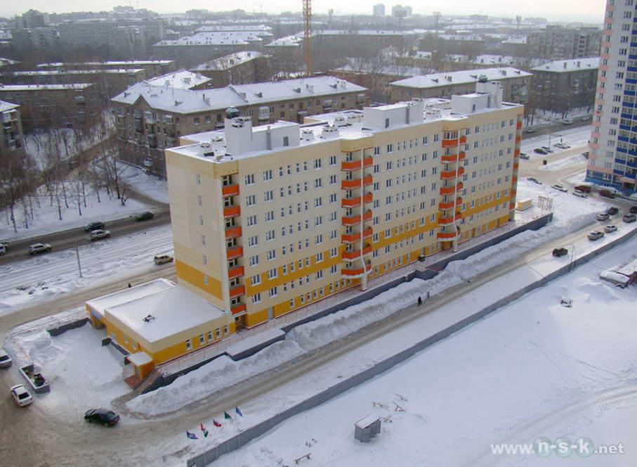 Горский микрорайон, 18 фотоотчет строительной площадки