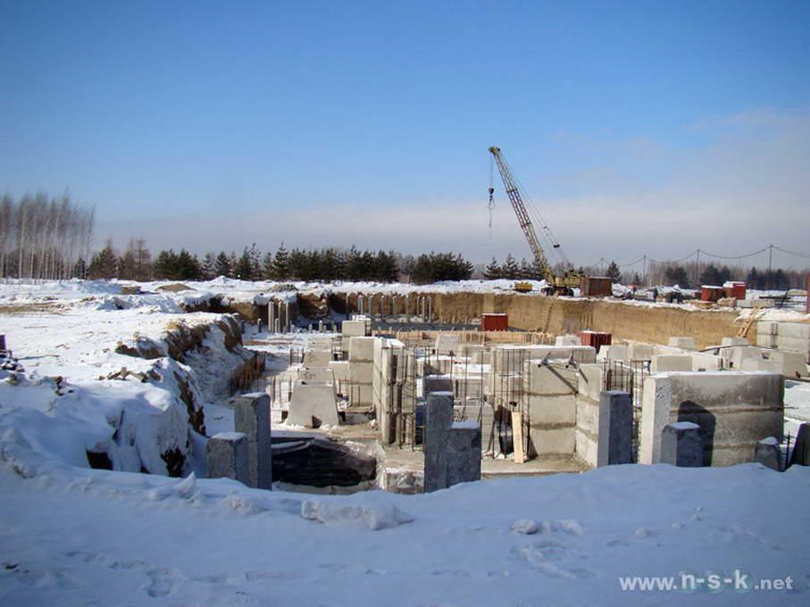Тюленина, 26 (Гребенщикова, 413) фотоотчет строительной площадки