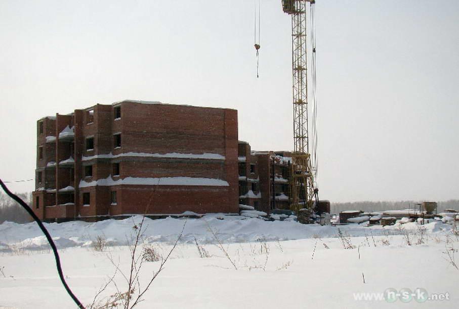Краснообск, Западная, 228 фотоотчет строительной площадки