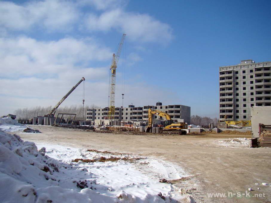 Тюленина, 24/2 (Гребенщикова, 405) фотоотчет строительной площадки