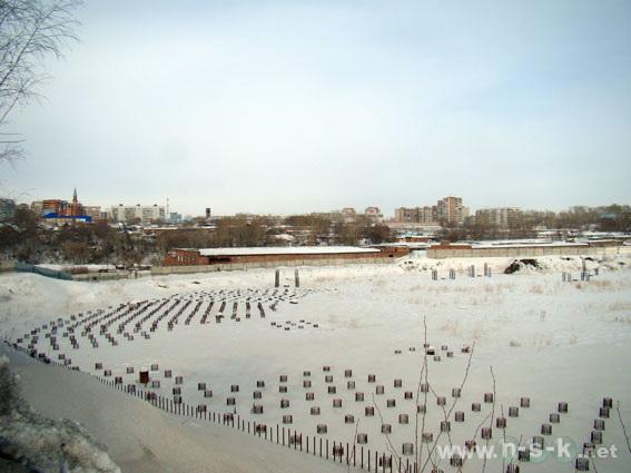 Кошурникова, 25 фотоотчет строительной площадки