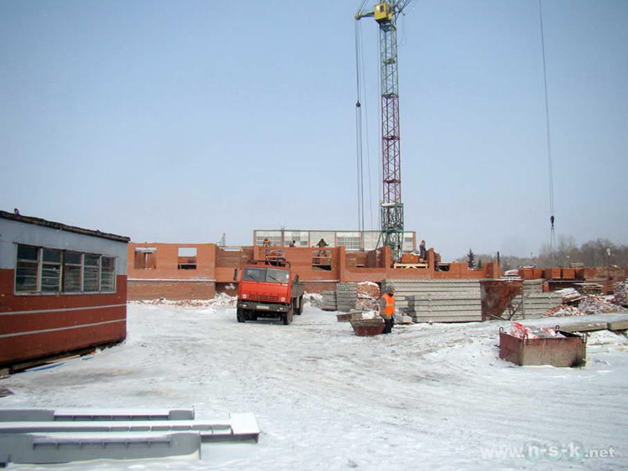 Краснообск, 113 фотоотчет строительной площадки