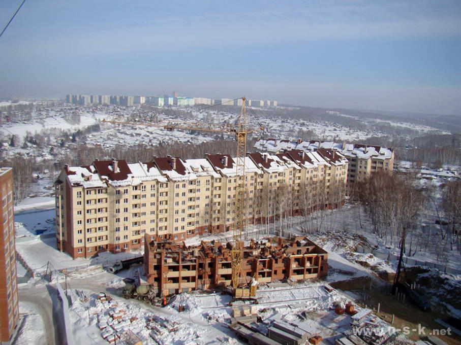 Выборная, 105/2, 105/3 фотоотчет строительной площадки
