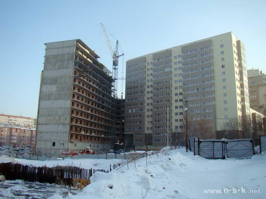 Галущака, 17 фотоотчет строительной площадки