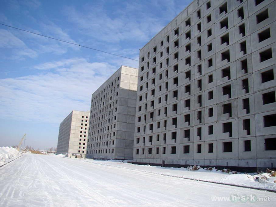 Татьяны Снежиной, 25 (Высоцкого, 50, 51 стр) фотоотчет строительной площадки