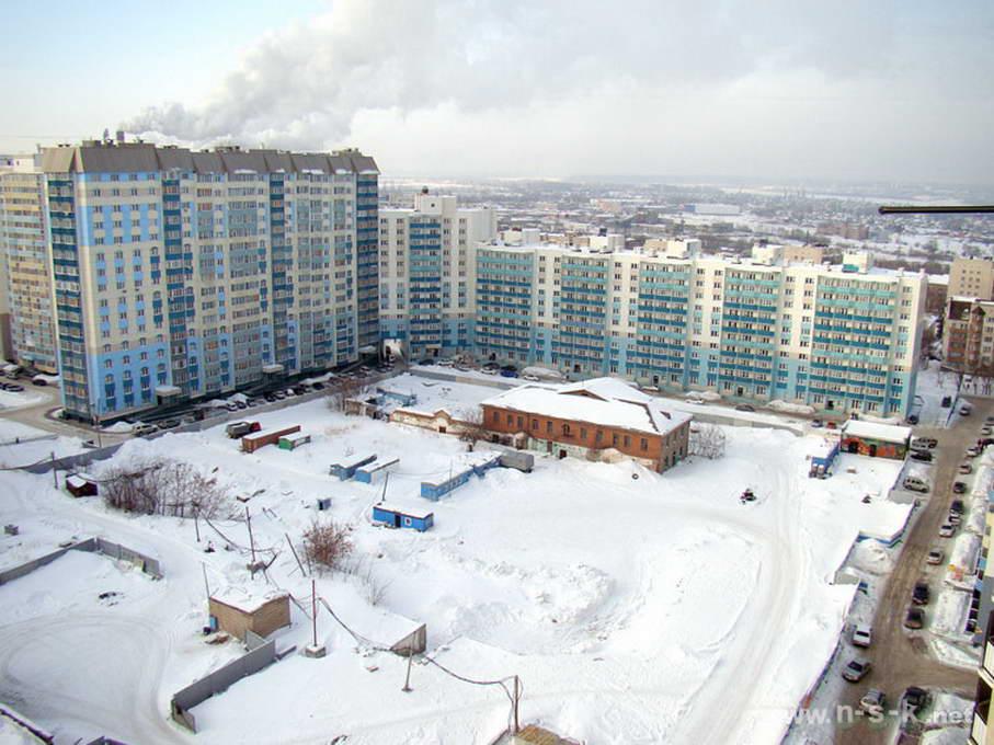Горский микрорайон, 16 стр фотоотчет строительной площадки