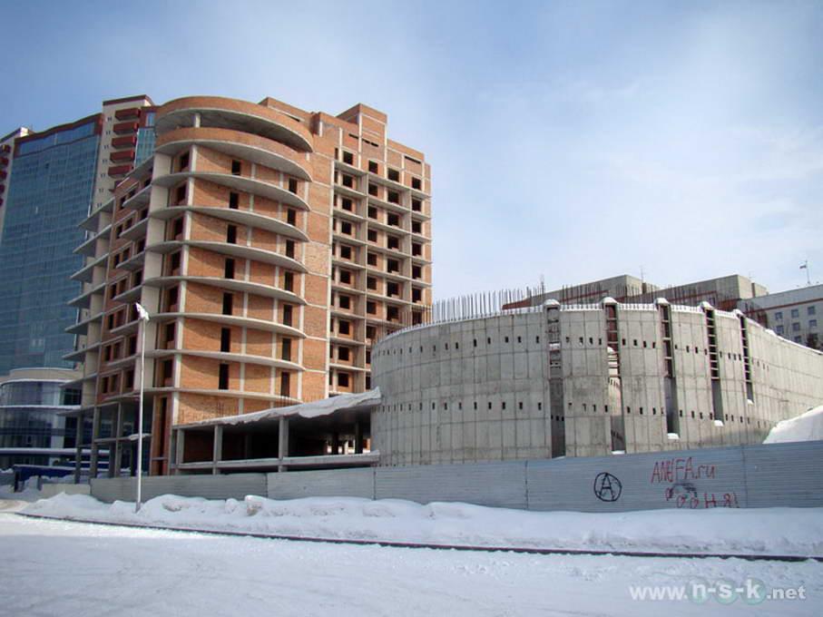 Шевченко, 11 (5 стр) фотоотчет строительной площадки
