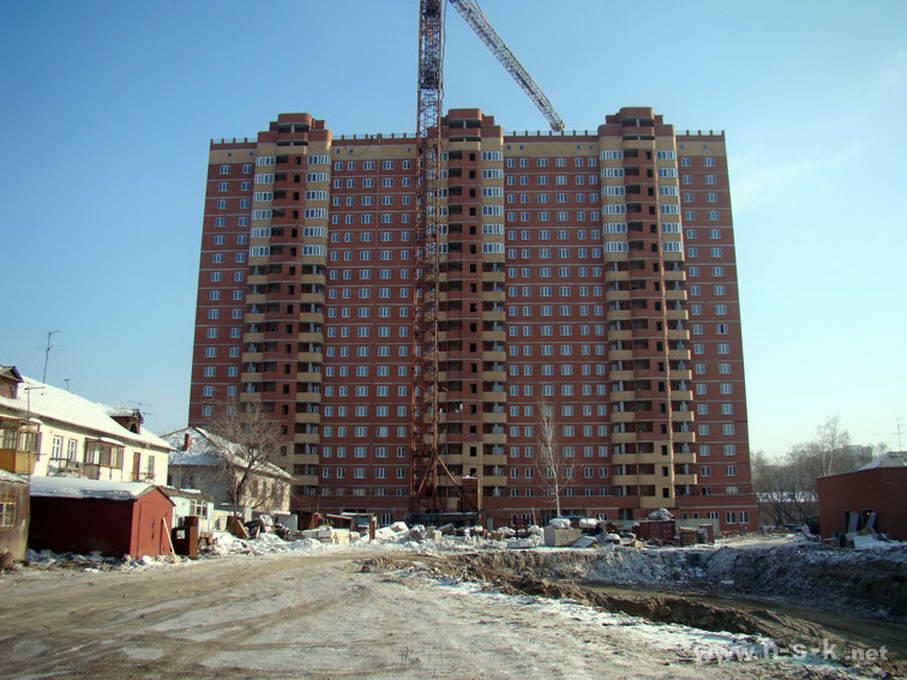 Вавилова, 3 фотоотчет строительной площадки