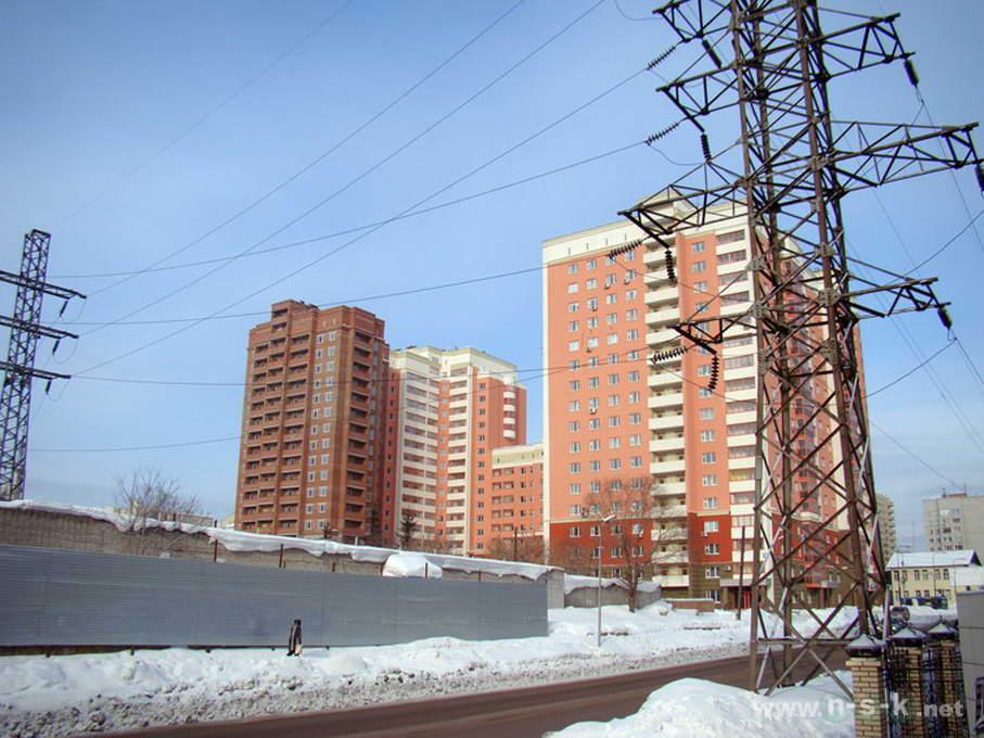 Орджоникидзе, 30 (Семьи Шамшиных, 35/1 стр) фотоотчет строительной площадки