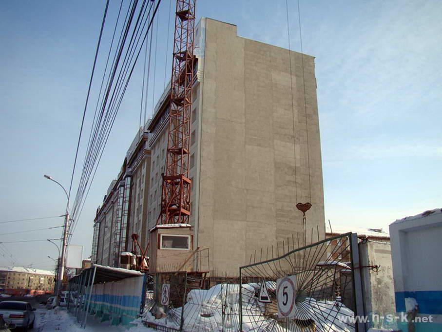 Покрышкина, 1 фотоотчет строительной площадки