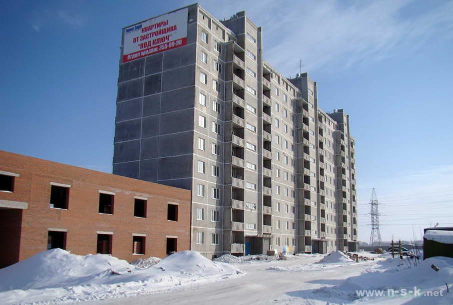 Сибиряков-Гвардейцев, 82 фотоотчет строительной площадки