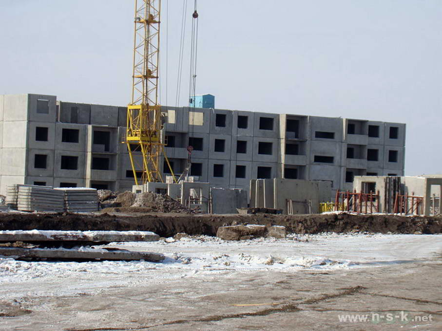 Спортивная, 9 (Титова, 3 стр) фотоотчет строительной площадки