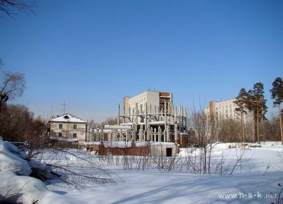 Залесского, 6 стр фотоотчет строительной площадки