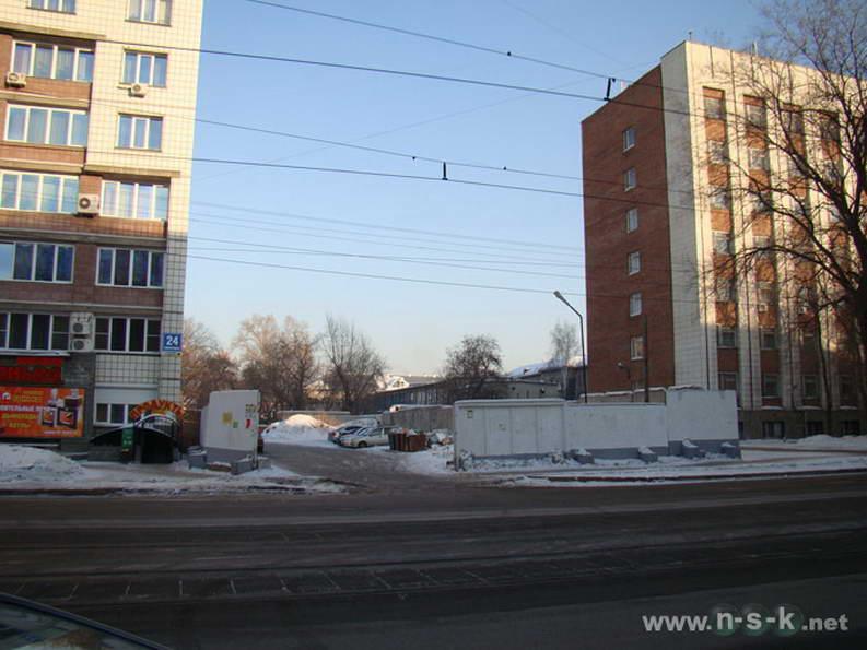 Мичурина, 24, 6-й подъезд I кв. 2012