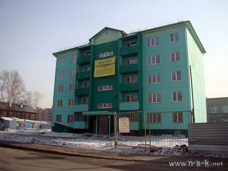 Физкультурная, 18 I кв. 2012