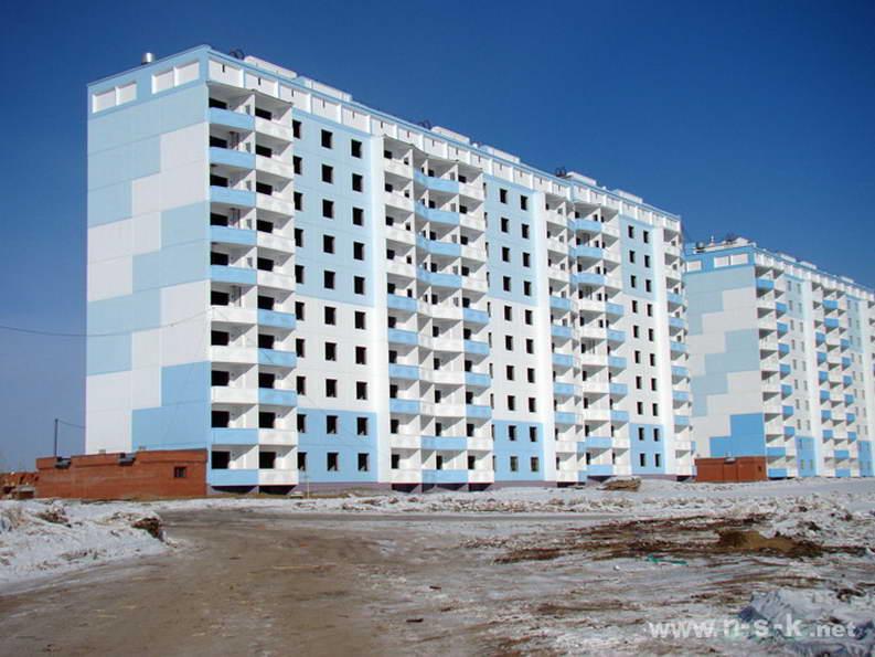Тюленина, 24/2 (Гребенщикова, 405) I кв. 2012