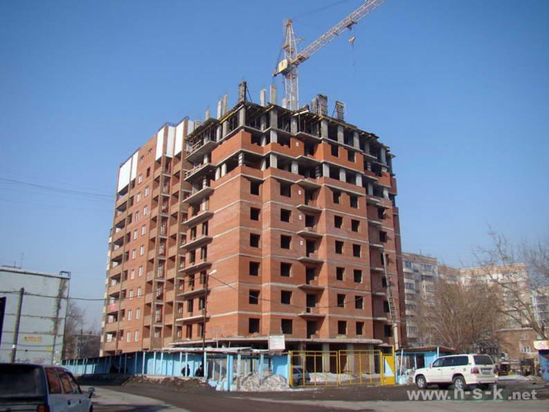Красина, 60 I кв. 2012